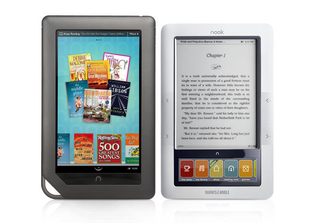 tablets ebooks