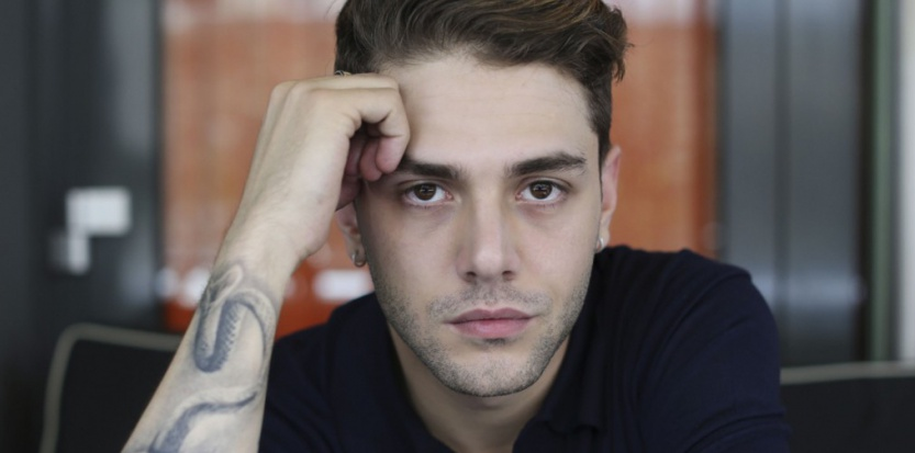 Xavier Dolan Canadian actor and filmmaker, Paris, FRANCE - 30/09/2014/JDD_132501/Credit:Eric DESSONS/JDD/SIPA/1410061331